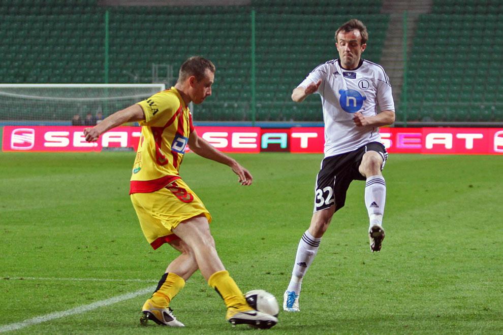 Legia Warszawa 3-1 Korona Kielce - fot. Piotr Galas (zdjęcie 55 z 70)