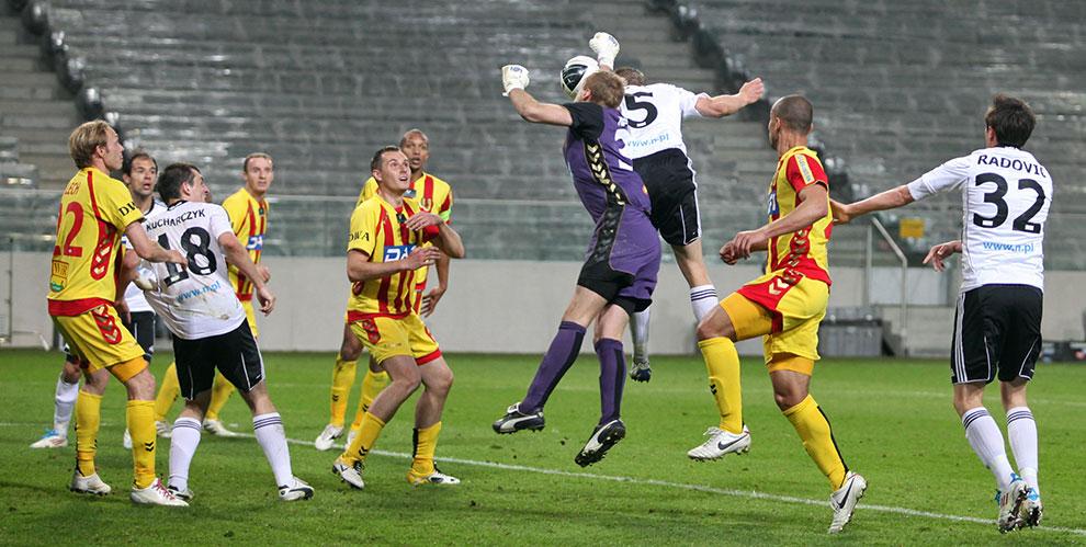 Legia Warszawa 3-1 Korona Kielce - fot. Piotr Galas (zdjęcie 56 z 70)