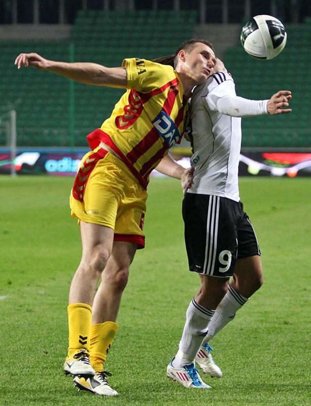 Legia Warszawa 3-1 Korona Kielce - fot. Piotr Galas (zdjęcie 58 z 70)