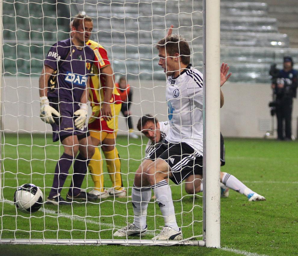 Legia Warszawa 3-1 Korona Kielce - fot. Piotr Galas (zdjęcie 61 z 70)
