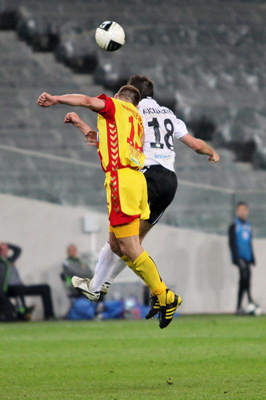Legia Warszawa 3-1 Korona Kielce - fot. Piotr Galas (zdjęcie 62 z 70)