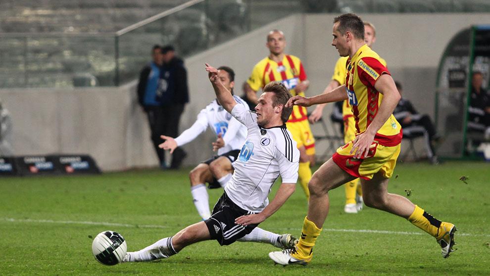 Legia Warszawa 3-1 Korona Kielce - fot. Piotr Galas (zdjęcie 64 z 70)