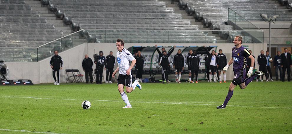 Legia Warszawa 3-1 Korona Kielce - fot. Piotr Galas (zdjęcie 65 z 70)