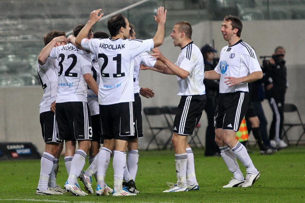 Legia Warszawa 3-1 Korona Kielce - fot. Piotr Galas (zdjęcie 66 z 70)