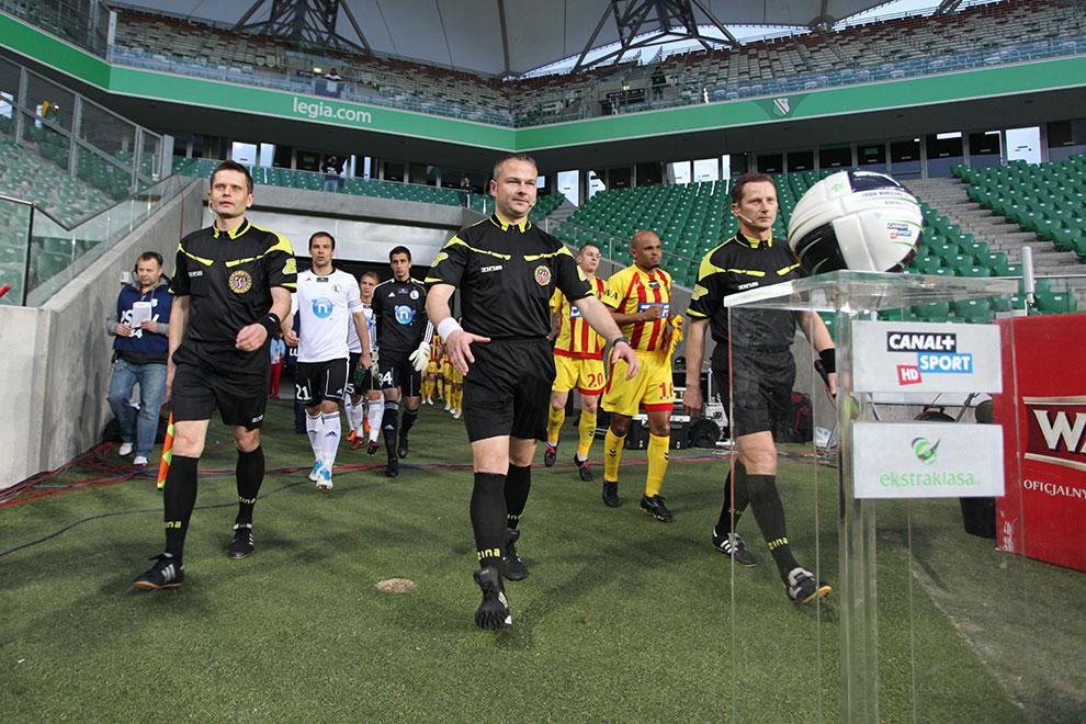 Legia Warszawa 3-1 Korona Kielce - fot. Piotr Galas (zdjęcie 9 z 70)