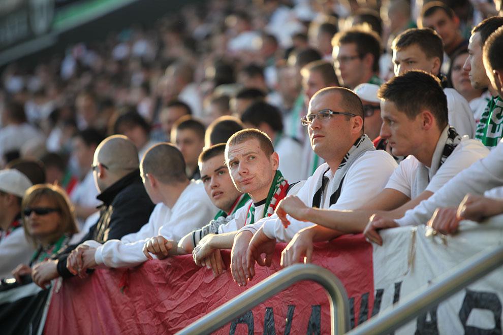 Legia Warszawa 4-0 Lechia Gdańsk - fot. Piotr Galas (zdjęcie 1 z 52)