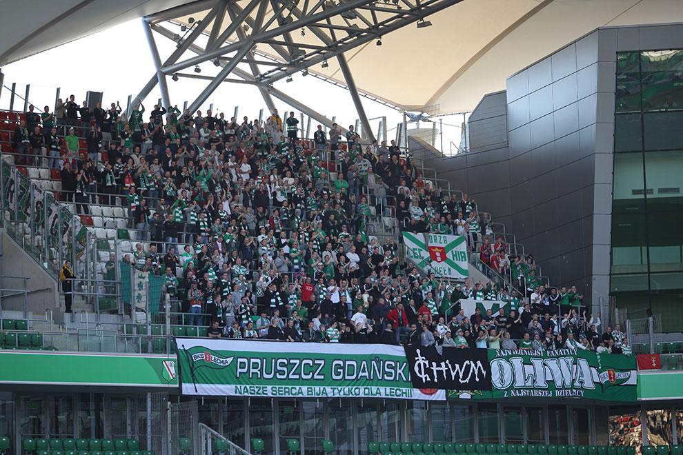 Legia Warszawa 4-0 Lechia Gdańsk - fot. Piotr Galas (zdjęcie 10 z 52)