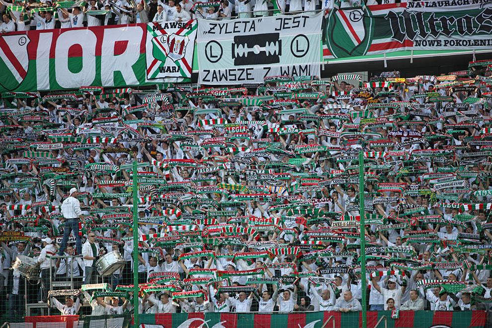 Legia Warszawa 4-0 Lechia Gdańsk - fot. Piotr Galas (zdjęcie 11 z 52)