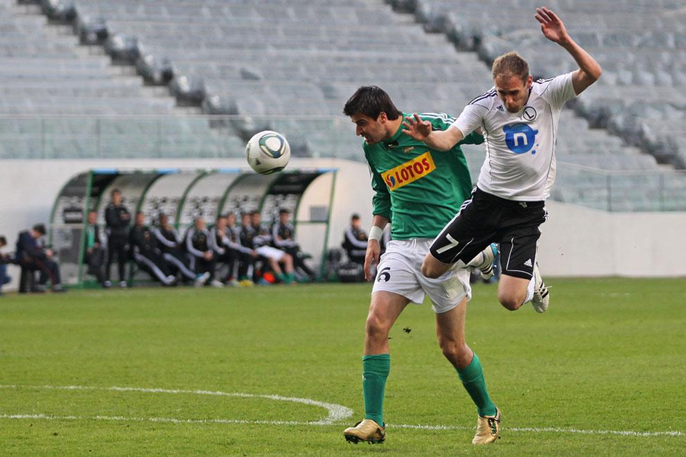 Legia Warszawa 4-0 Lechia Gdańsk - fot. Piotr Galas (zdjęcie 20 z 52)