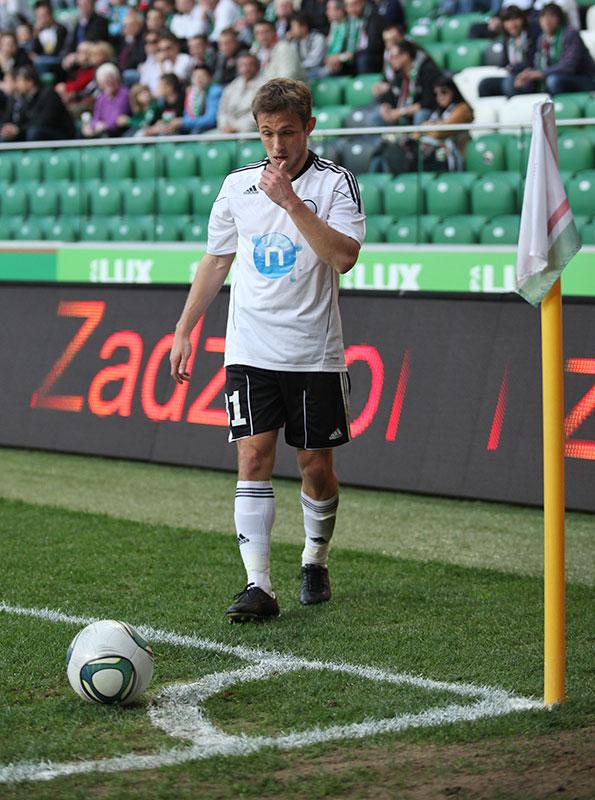 Legia Warszawa 4-0 Lechia Gdańsk - fot. Piotr Galas (zdjęcie 22 z 52)