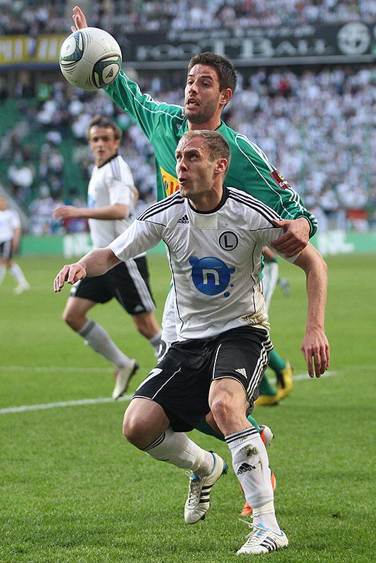 Legia Warszawa 4-0 Lechia Gdańsk - fot. Piotr Galas (zdjęcie 23 z 52)