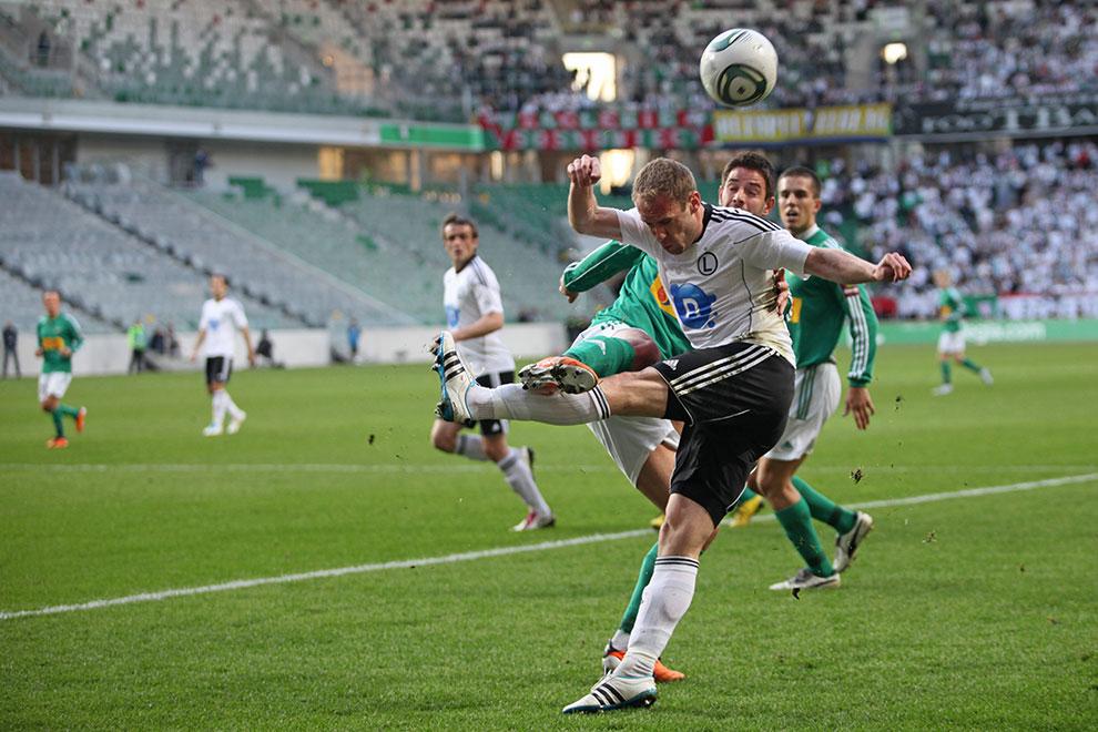 Legia Warszawa 4-0 Lechia Gdańsk - fot. Piotr Galas (zdjęcie 24 z 52)