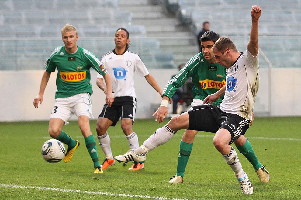 Legia Warszawa 4-0 Lechia Gdańsk - fot. Piotr Galas (zdjęcie 26 z 52)