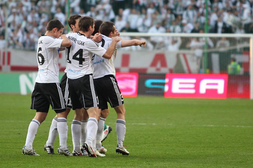 Legia Warszawa 4-0 Lechia Gdańsk - fot. Piotr Galas (zdjęcie 27 z 52)
