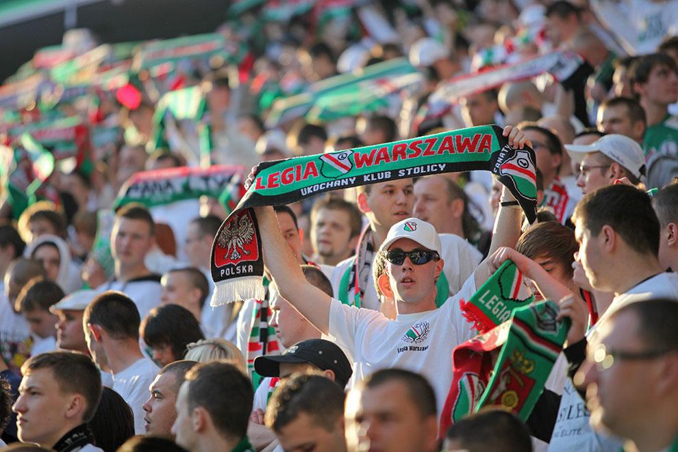Legia Warszawa 4-0 Lechia Gdańsk - fot. Piotr Galas (zdjęcie 3 z 52)