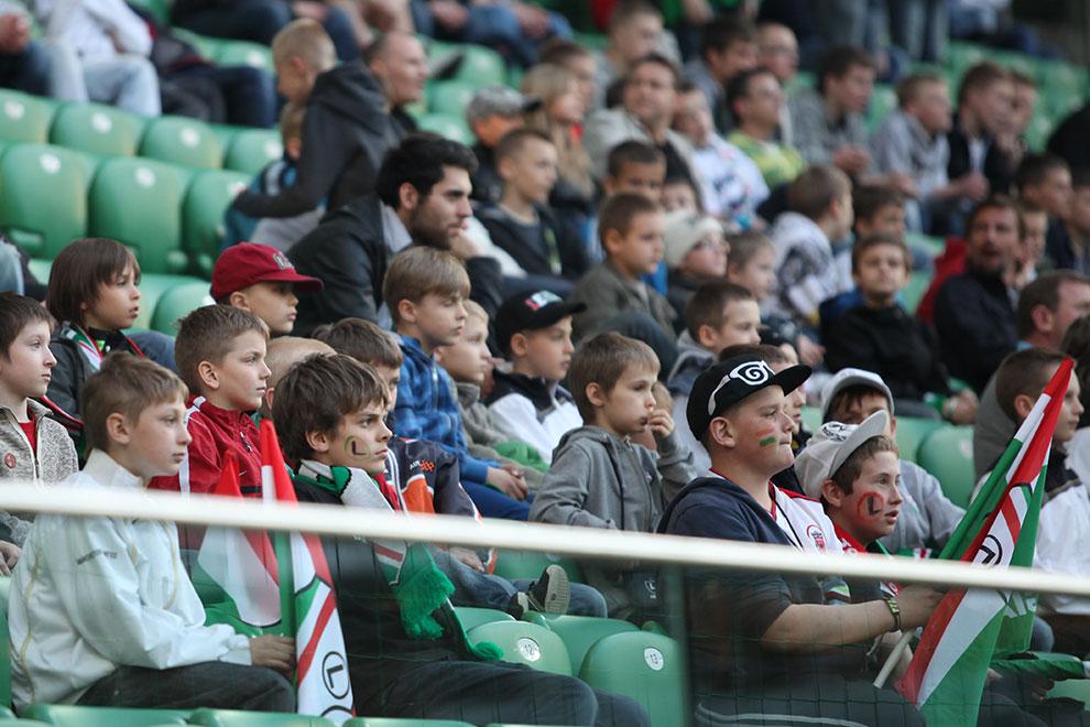 Legia Warszawa 4-0 Lechia Gdańsk - fot. Piotr Galas (zdjęcie 31 z 52)
