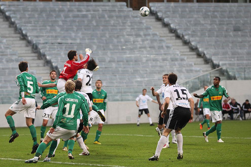 Legia Warszawa 4-0 Lechia Gdańsk - fot. Piotr Galas (zdjęcie 32 z 52)