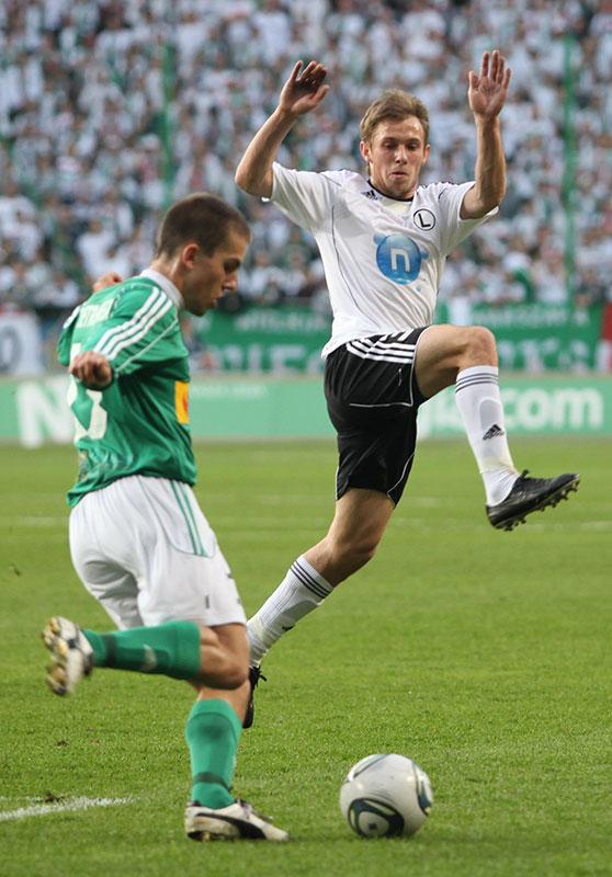 Legia Warszawa 4-0 Lechia Gdańsk - fot. Piotr Galas (zdjęcie 33 z 52)