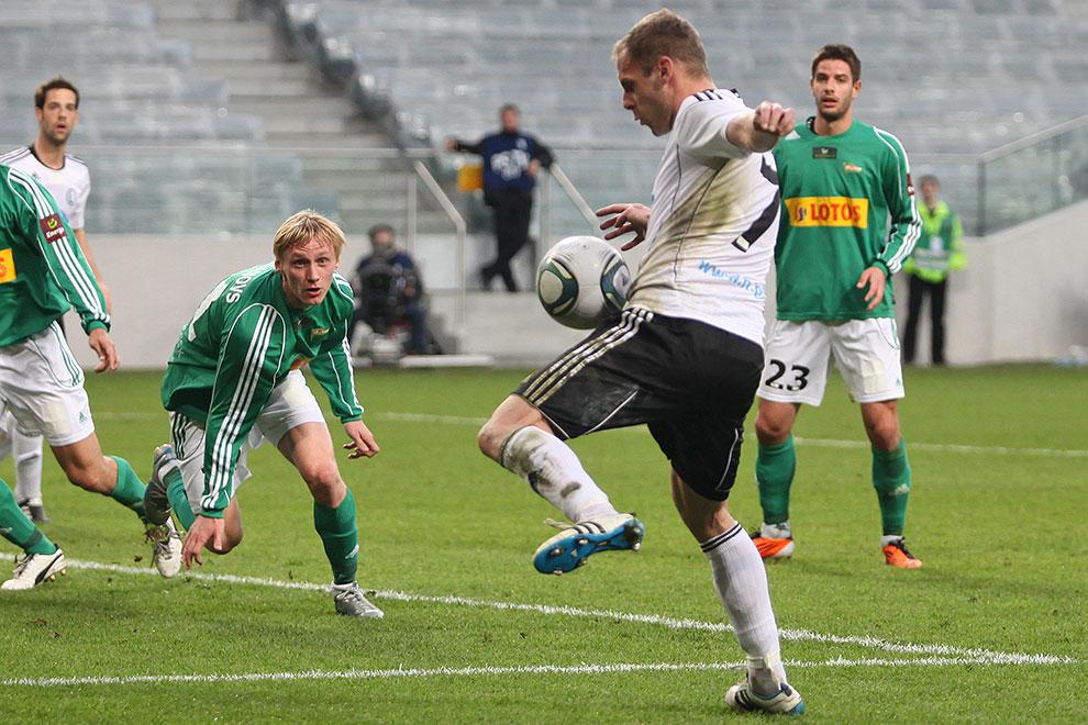 Legia Warszawa 4-0 Lechia Gdańsk - fot. Piotr Galas (zdjęcie 34 z 52)