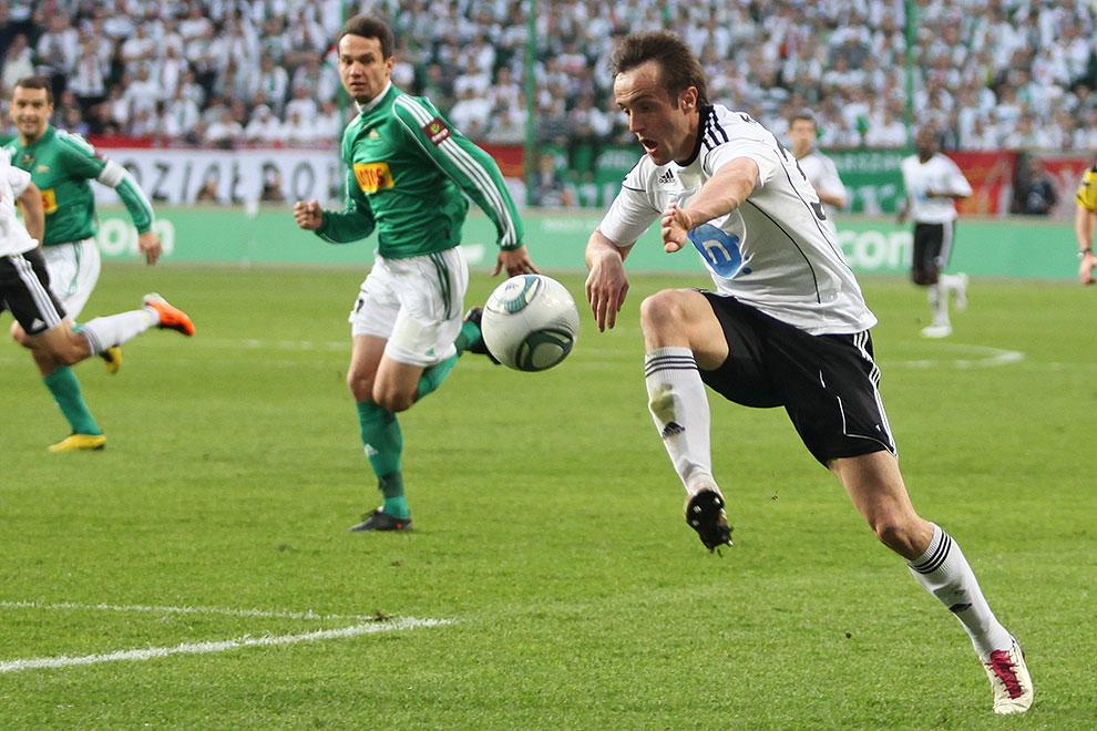Legia Warszawa 4-0 Lechia Gdańsk - fot. Piotr Galas (zdjęcie 35 z 52)