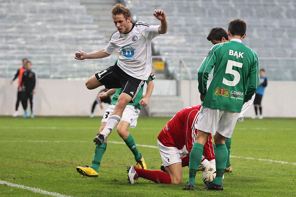 Legia Warszawa 4-0 Lechia Gdańsk - fot. Piotr Galas (zdjęcie 36 z 52)
