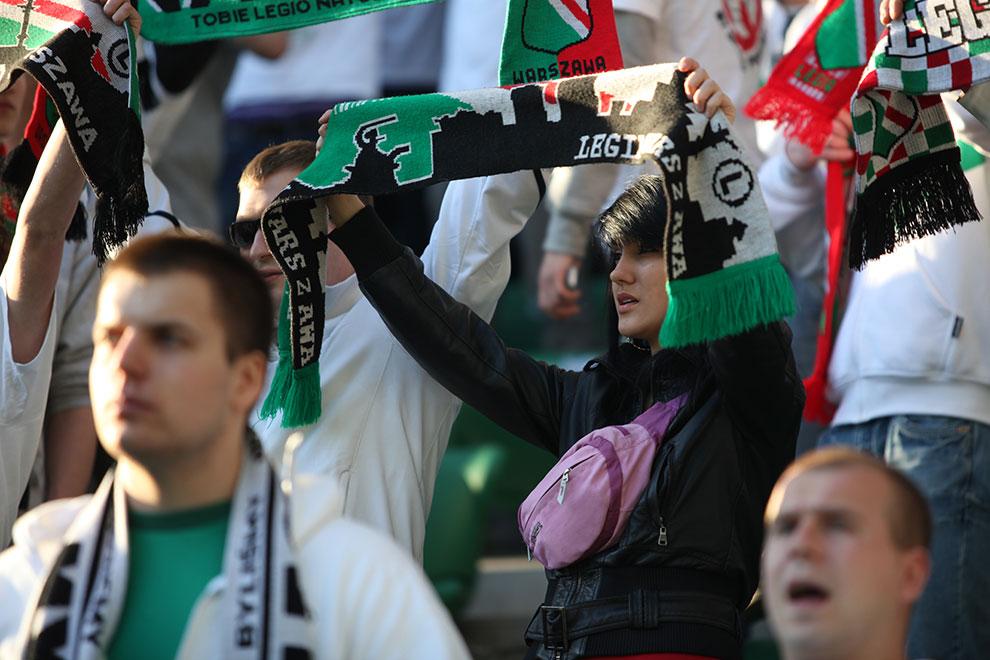 Legia Warszawa 4-0 Lechia Gdańsk - fot. Piotr Galas (zdjęcie 4 z 52)