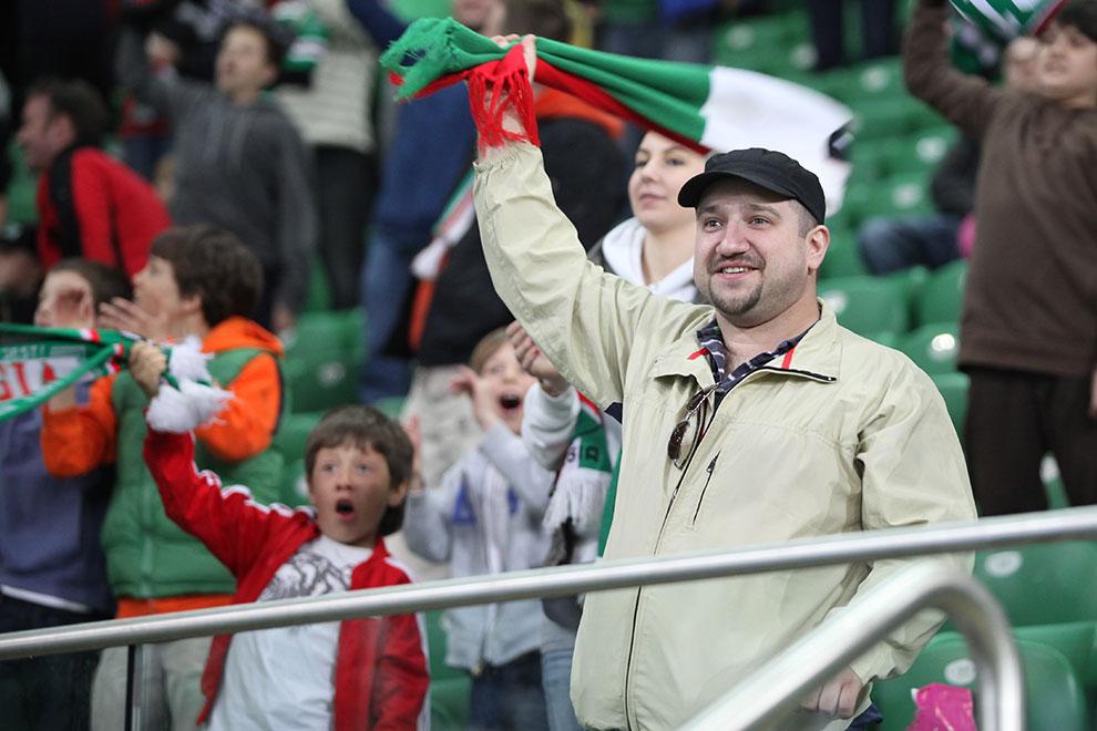 Legia Warszawa 4-0 Lechia Gdańsk - fot. Piotr Galas (zdjęcie 44 z 52)