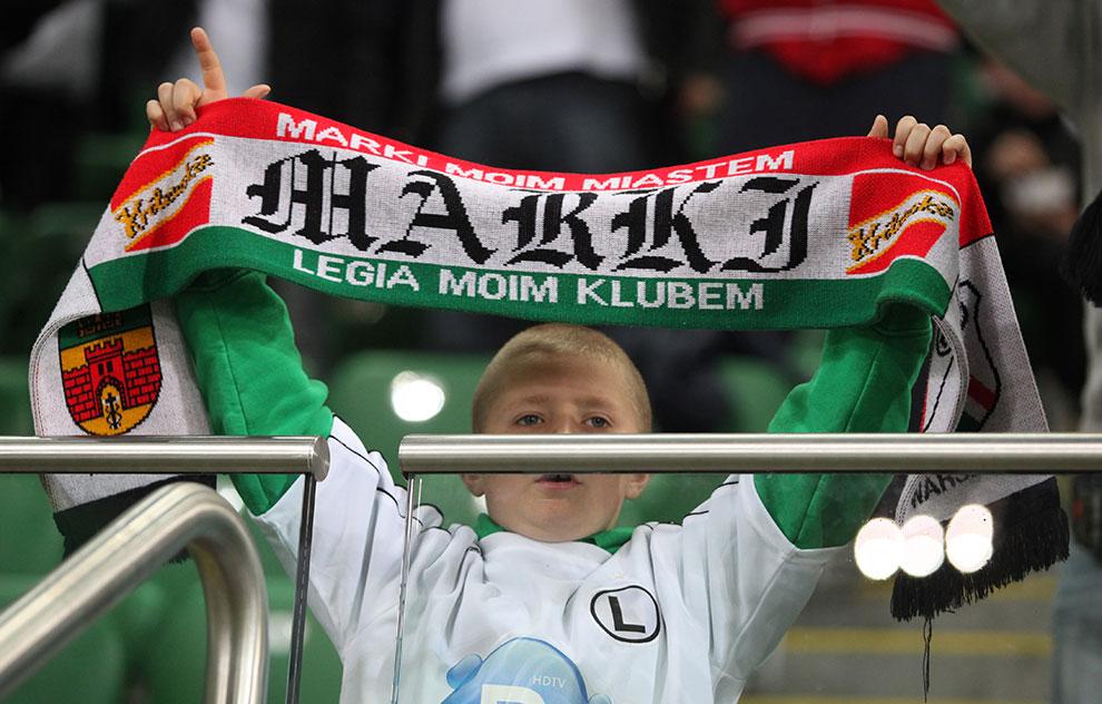Legia Warszawa 4-0 Lechia Gdańsk - fot. Piotr Galas (zdjęcie 45 z 52)