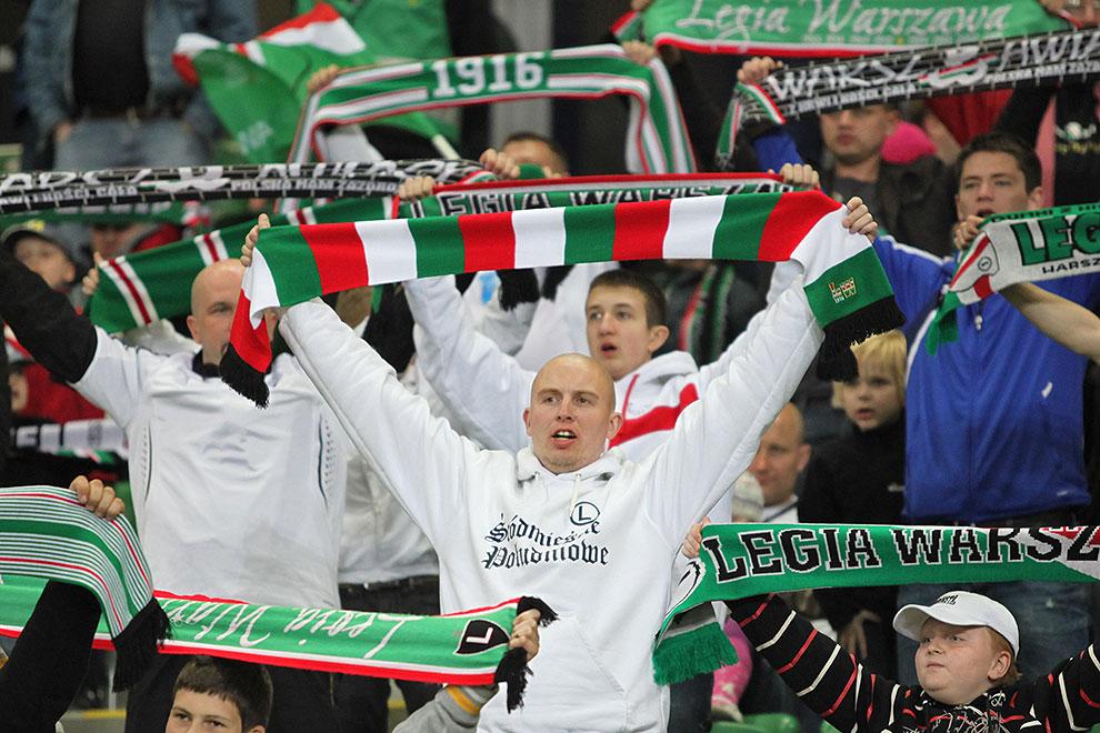 Legia Warszawa 4-0 Lechia Gdańsk - fot. Piotr Galas (zdjęcie 46 z 52)