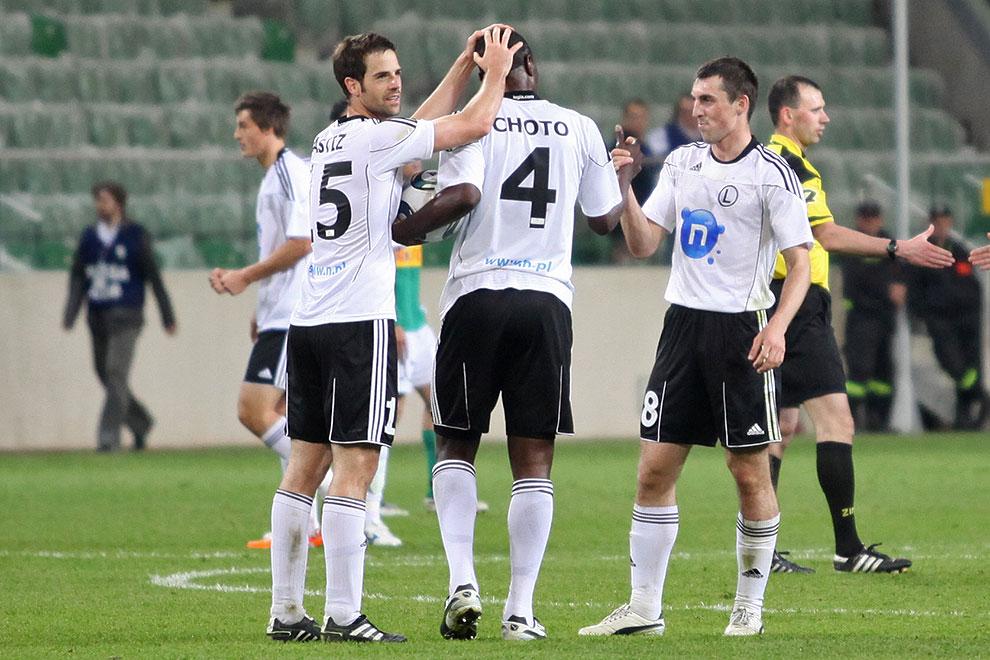 Legia Warszawa 4-0 Lechia Gdańsk - fot. Piotr Galas (zdjęcie 48 z 52)