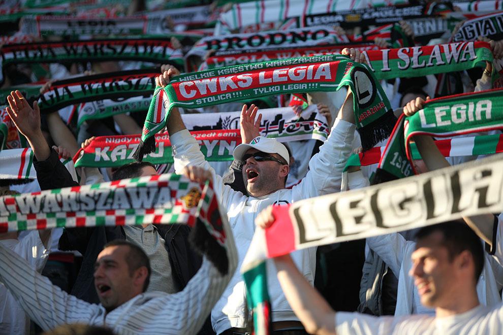 Legia Warszawa 4-0 Lechia Gdańsk - fot. Piotr Galas (zdjęcie 5 z 52)