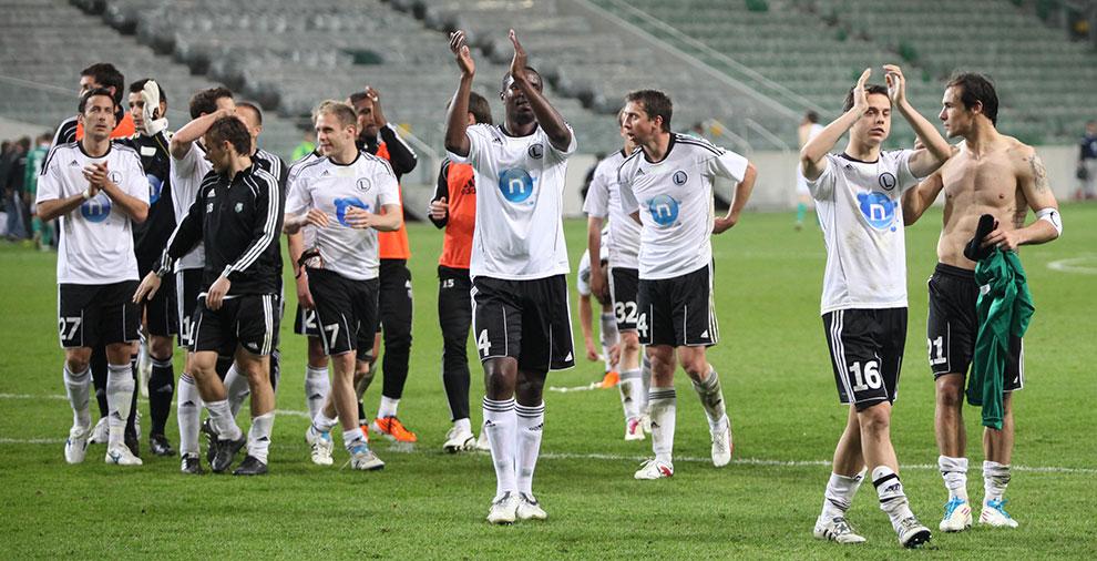 Legia Warszawa 4-0 Lechia Gdańsk - fot. Piotr Galas (zdjęcie 50 z 52)