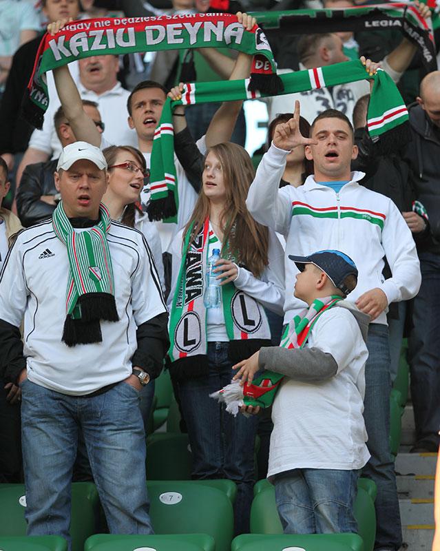Legia Warszawa 4-0 Lechia Gdańsk - fot. Piotr Galas (zdjęcie 6 z 52)