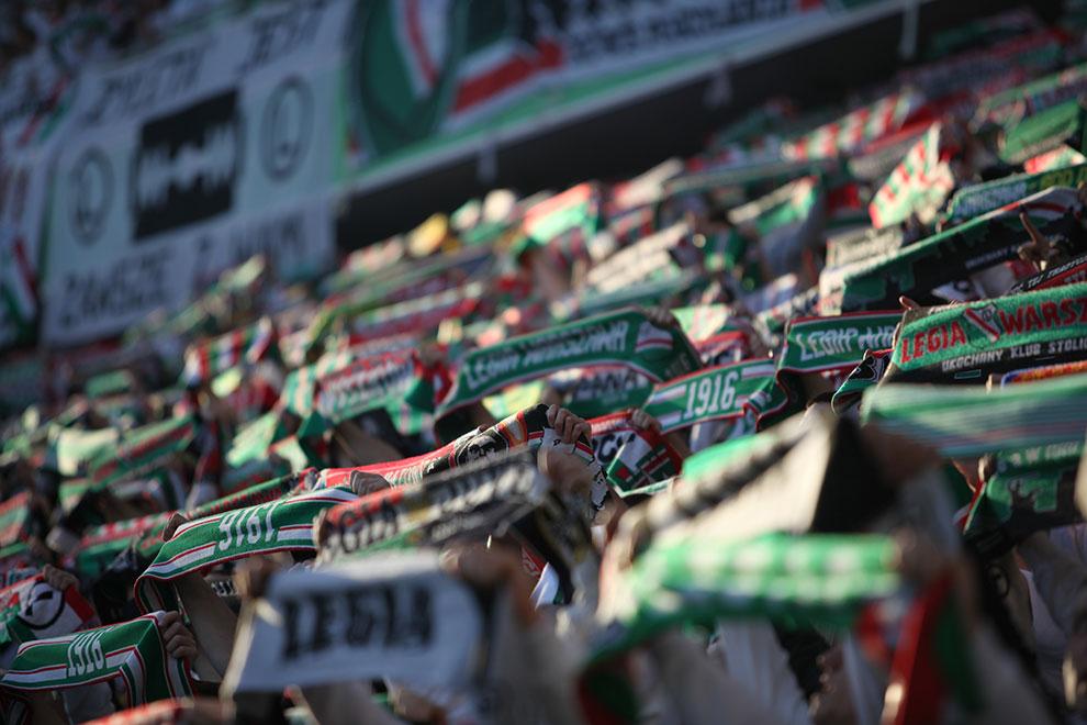Legia Warszawa 4-0 Lechia Gdańsk - fot. Piotr Galas (zdjęcie 8 z 52)