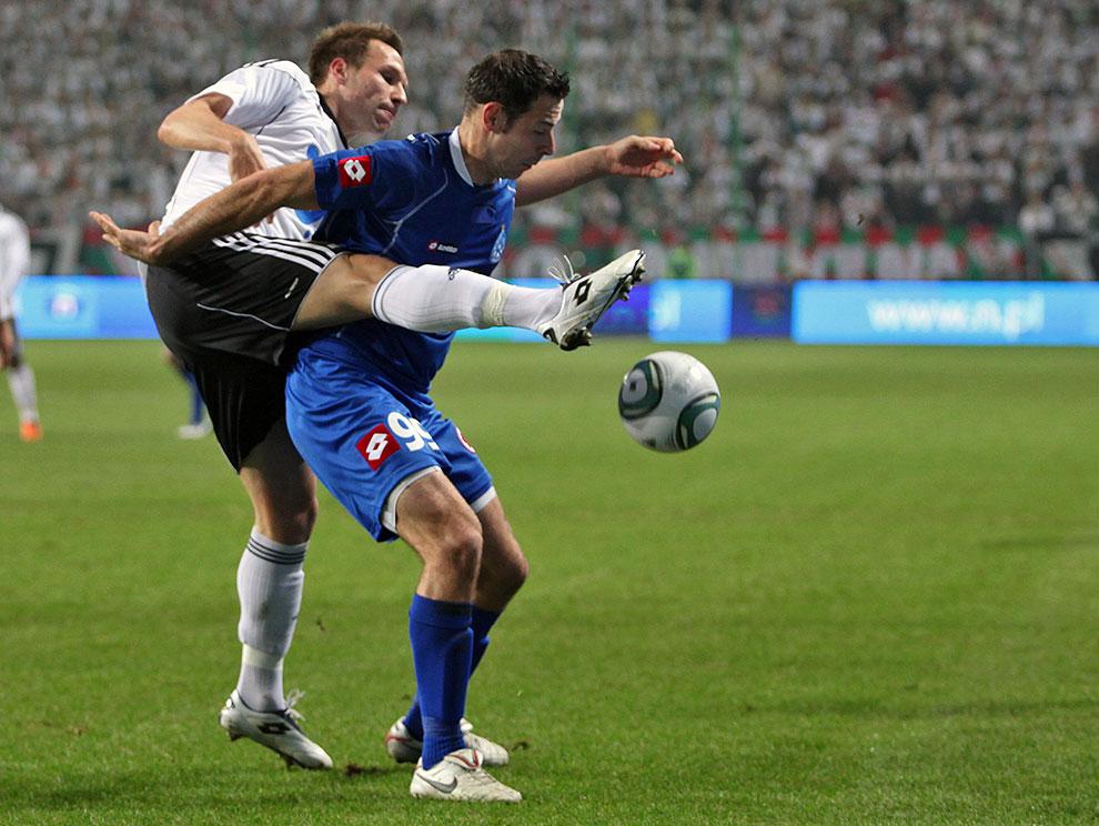 Legia Warszawa 2-0 Ruch Chorzów - fot. Piotr Galas (zdjęcie 11 z 46)