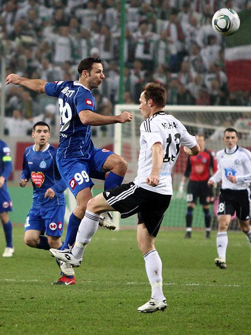Legia Warszawa 2-0 Ruch Chorzów - fot. Piotr Galas (zdjęcie 13 z 46)
