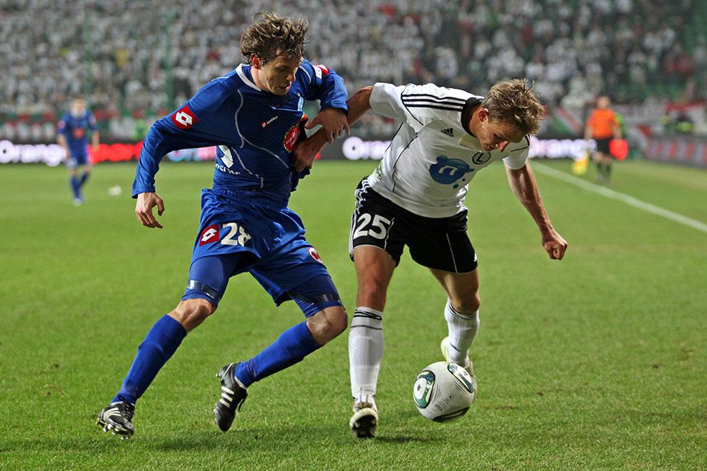 Legia Warszawa 2-0 Ruch Chorzów - fot. Piotr Galas (zdjęcie 14 z 46)