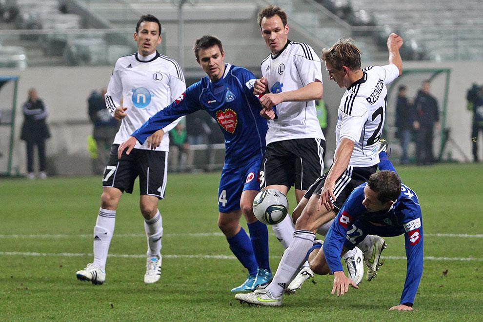Legia Warszawa 2-0 Ruch Chorzów - fot. Piotr Galas (zdjęcie 16 z 46)