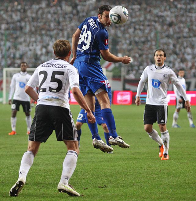 Legia Warszawa 2-0 Ruch Chorzów - fot. Piotr Galas (zdjęcie 17 z 46)