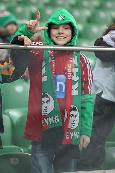 Legia Warszawa 2-0 Ruch Chorzów - fot. Piotr Galas (zdjęcie 19 z 46)