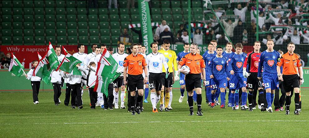 Legia Warszawa 2-0 Ruch Chorzów - fot. Piotr Galas (zdjęcie 2 z 46)