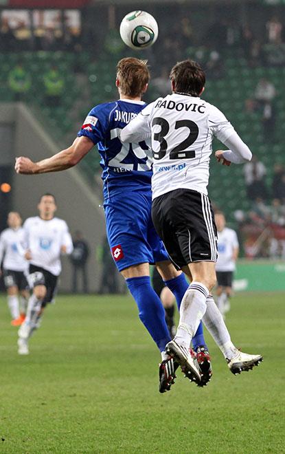 Legia Warszawa 2-0 Ruch Chorzów - fot. Piotr Galas (zdjęcie 24 z 46)