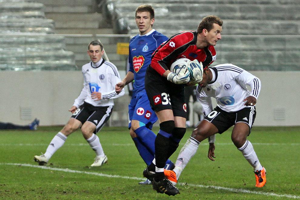 Legia Warszawa 2-0 Ruch Chorzów - fot. Piotr Galas (zdjęcie 27 z 46)