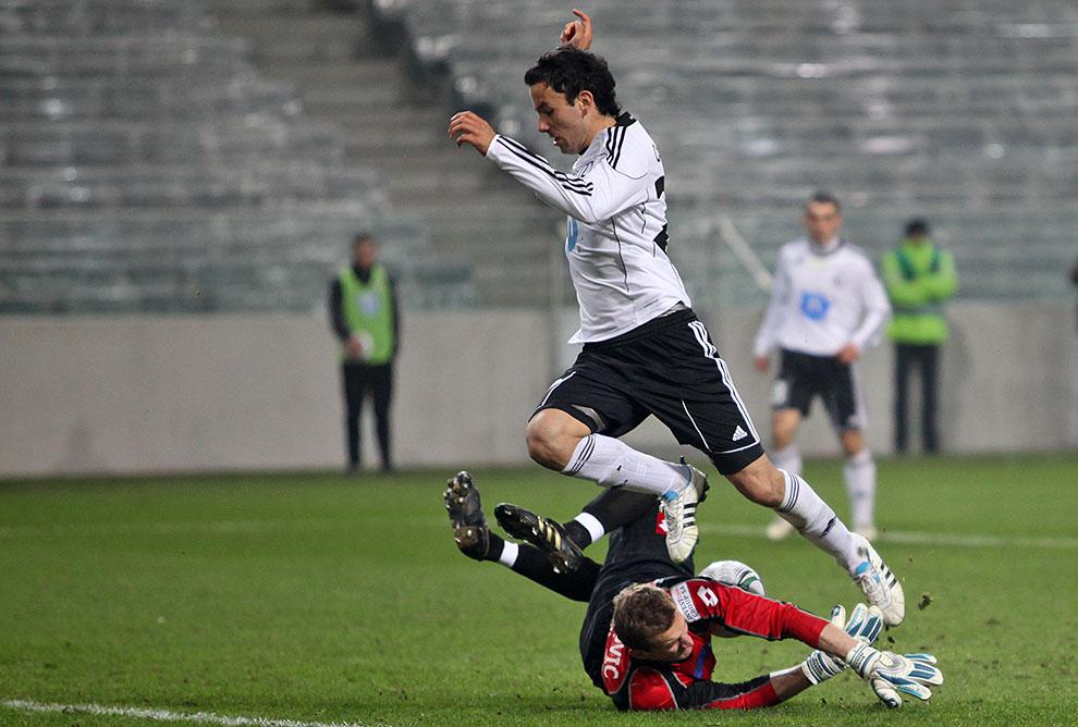Legia Warszawa 2-0 Ruch Chorzów - fot. Piotr Galas (zdjęcie 28 z 46)