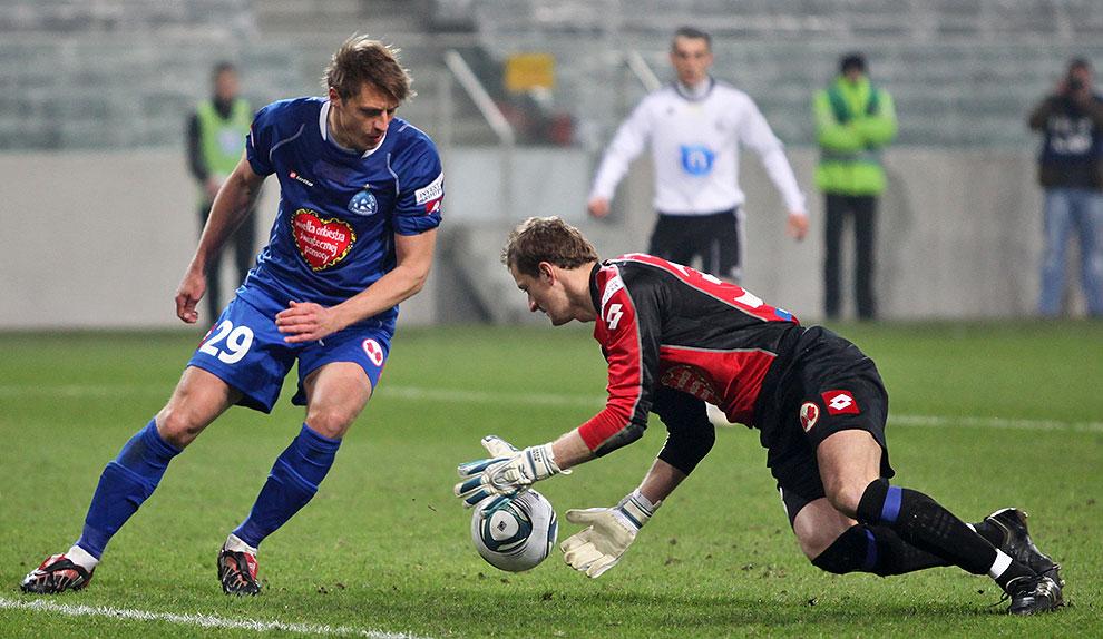 Legia Warszawa 2-0 Ruch Chorzów - fot. Piotr Galas (zdjęcie 29 z 46)