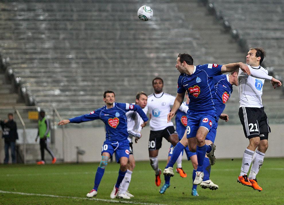 Legia Warszawa 2-0 Ruch Chorzów - fot. Piotr Galas (zdjęcie 31 z 46)