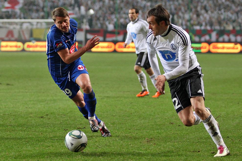 Legia Warszawa 2-0 Ruch Chorzów - fot. Piotr Galas (zdjęcie 32 z 46)