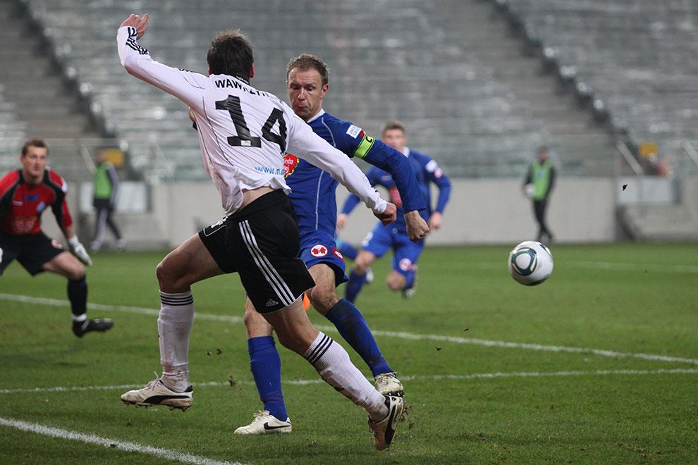 Legia Warszawa 2-0 Ruch Chorzów - fot. Piotr Galas (zdjęcie 36 z 46)