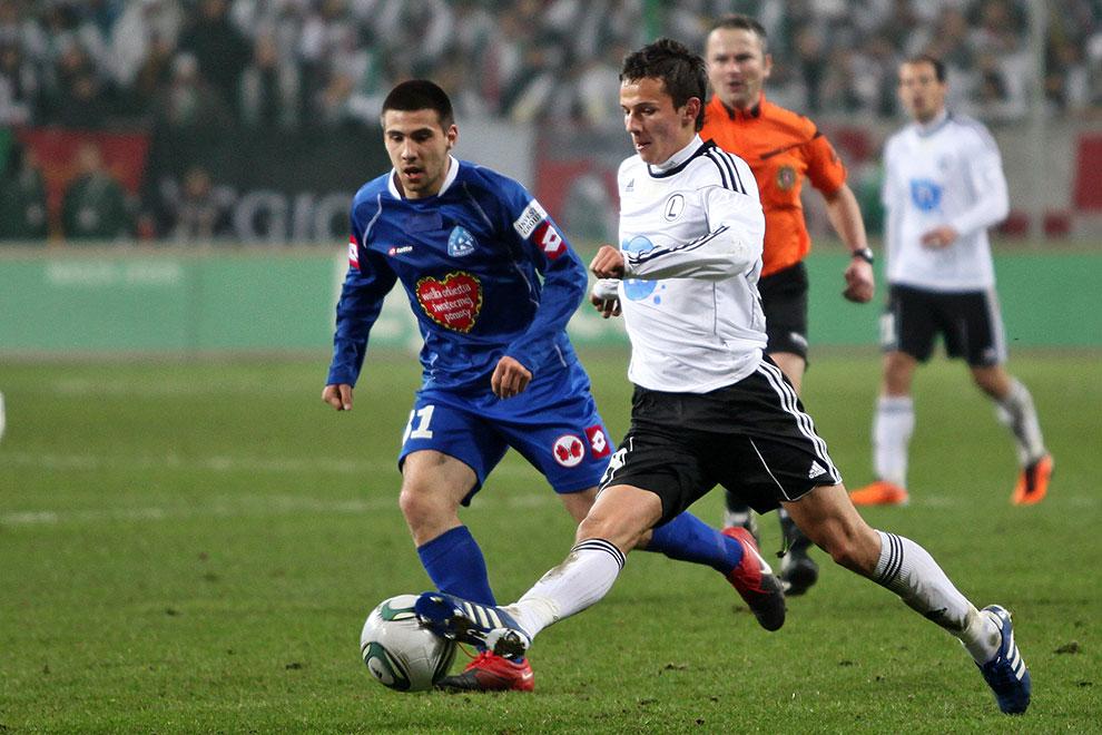 Legia Warszawa 2-0 Ruch Chorzów - fot. Piotr Galas (zdjęcie 37 z 46)