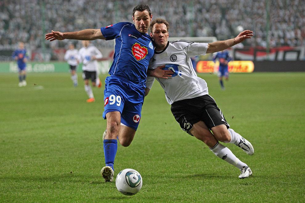 Legia Warszawa 2-0 Ruch Chorzów - fot. Piotr Galas (zdjęcie 4 z 46)